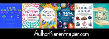 AUTHOR KAREN FRAZIER
